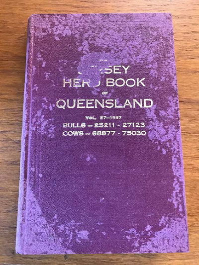 cover of old book