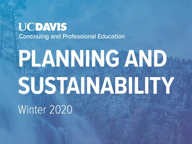 Winter Planning and Sustainability Brochure